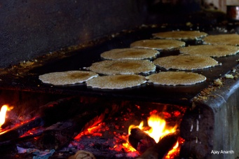 Wood-Fired Dosas at Basaveshwaranagar Dosa Camp Bangalore